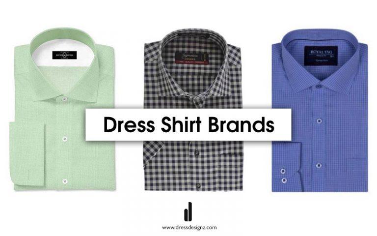 Dress Shirt Brands in Pakistan