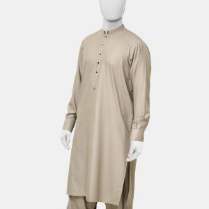 Kameez Shalwar Suit Gray