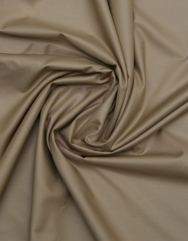 Light Brown Blended Fabric