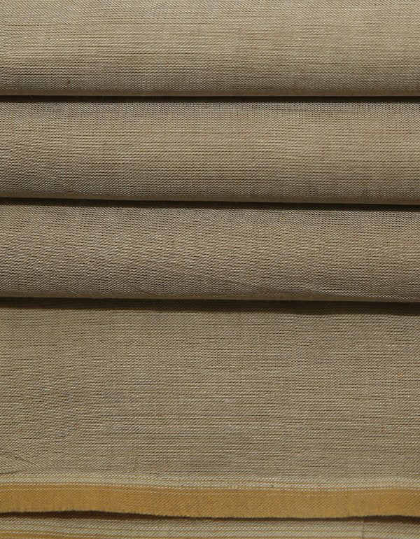 Light Cream Kamalia Khaddar Fabric