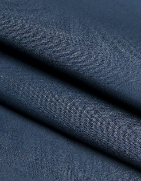 Navy Blue Cotton Fabric