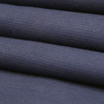 Navy Blue Kamalia Khaddar Fabric
