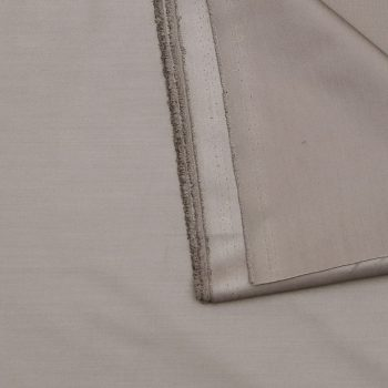 Pearl Gray Blended Fabric