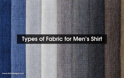 Types of Fabric for Men's Shirt