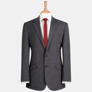 Gray Dress Suit
