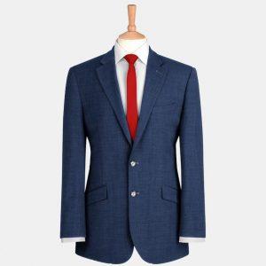 Navy Blue Dress Suit