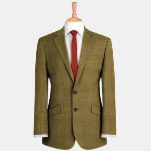 Olive Dress Suit