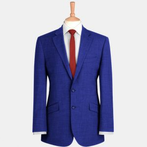 Royal Blue Dress Suit