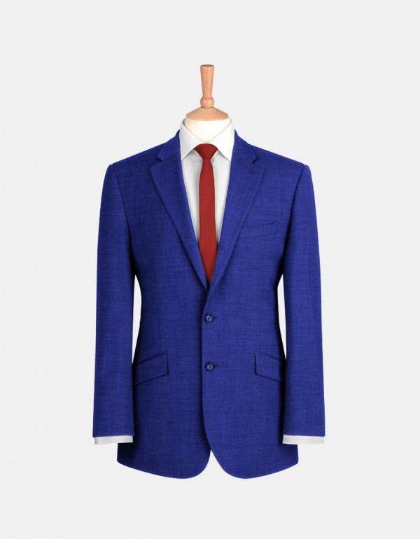 Royal Blue Dress Suit