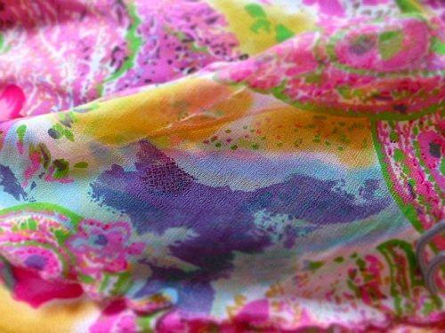 Georgette Lightweight Fabrics for Dressmaking
